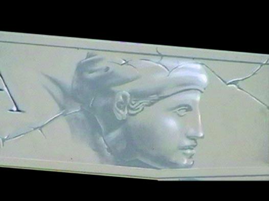 Foire du Jura (Juraparc) / Bas-relief