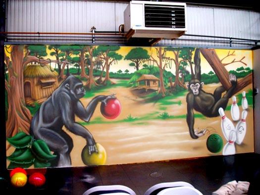 bowling (Dole)