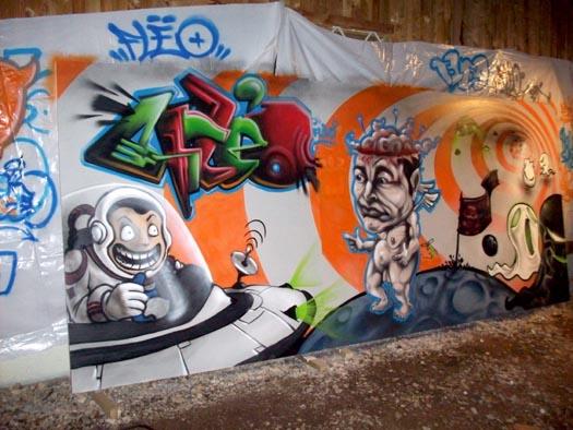free-art festival / Invazion