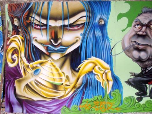 Free-art festival / Sortez de ma lampe !