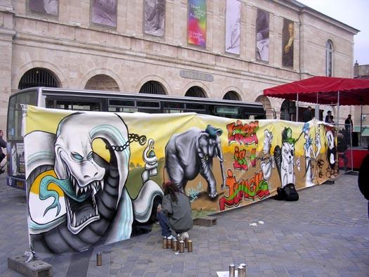 `Street Tour` 2010 (Besançon)