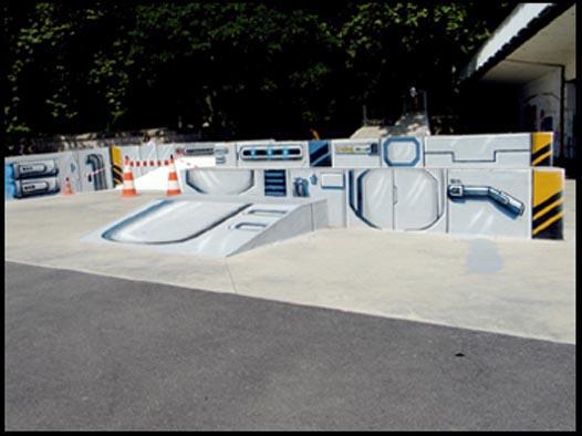 Street-Park - Besançon