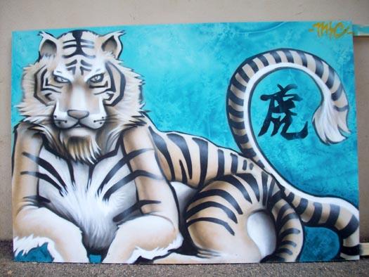 astronimo : Tigre